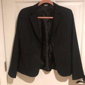 Woman's work attire blazer